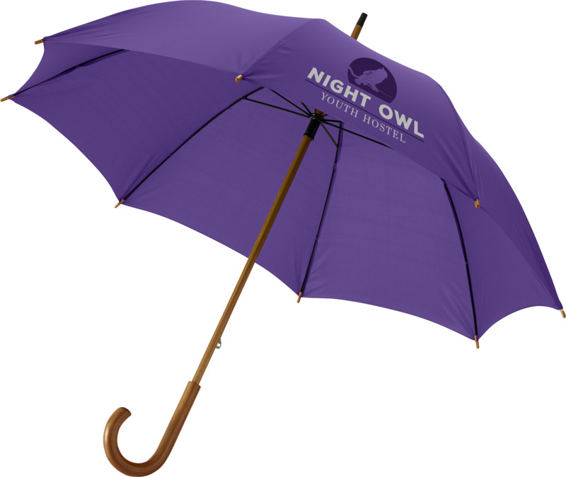 crook handle umbrella
