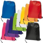 drawstring bags multicoloured